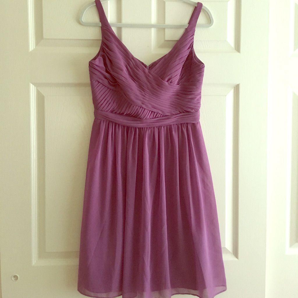 Davids bridal size wisteria chiffon dress products