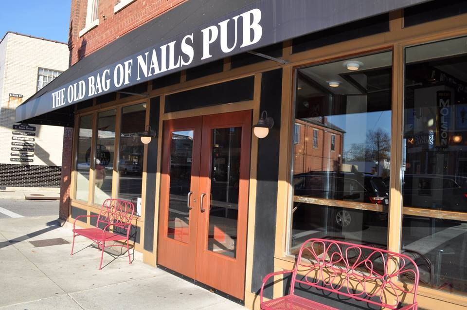 Old Bag Of Nails Westerville Offers Free Third Floor Rental For All Student Events It S Also A Great Place To Meet Up Wi Westerville Great Places Bag Of Nails
