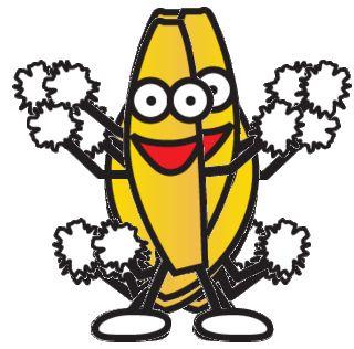 Gif Dancing Banana Nana Banana Approved Pinterest Banana And