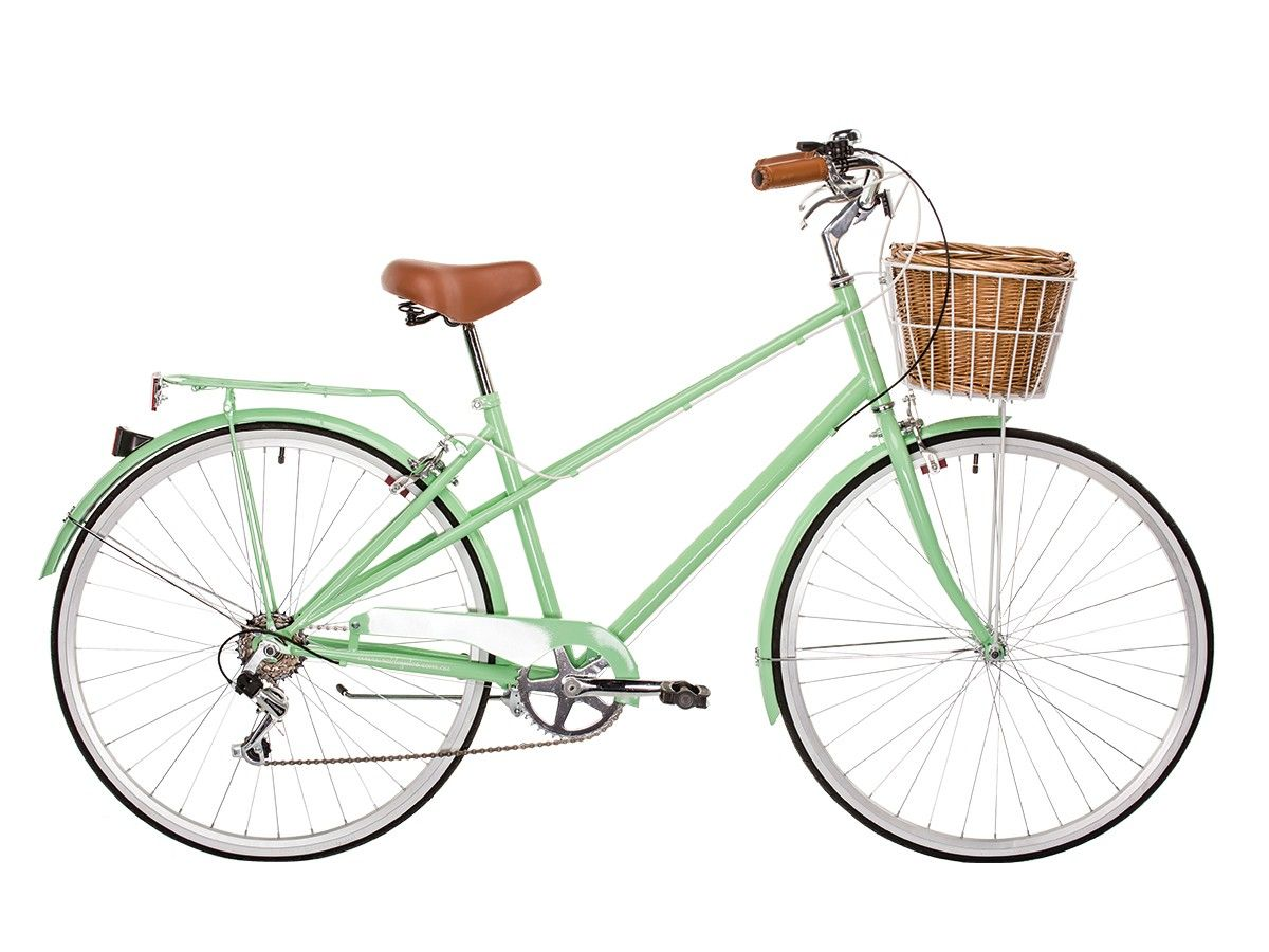 Reid Vintage Mixte 6 Speed Bicycle Vintage Bike Bike