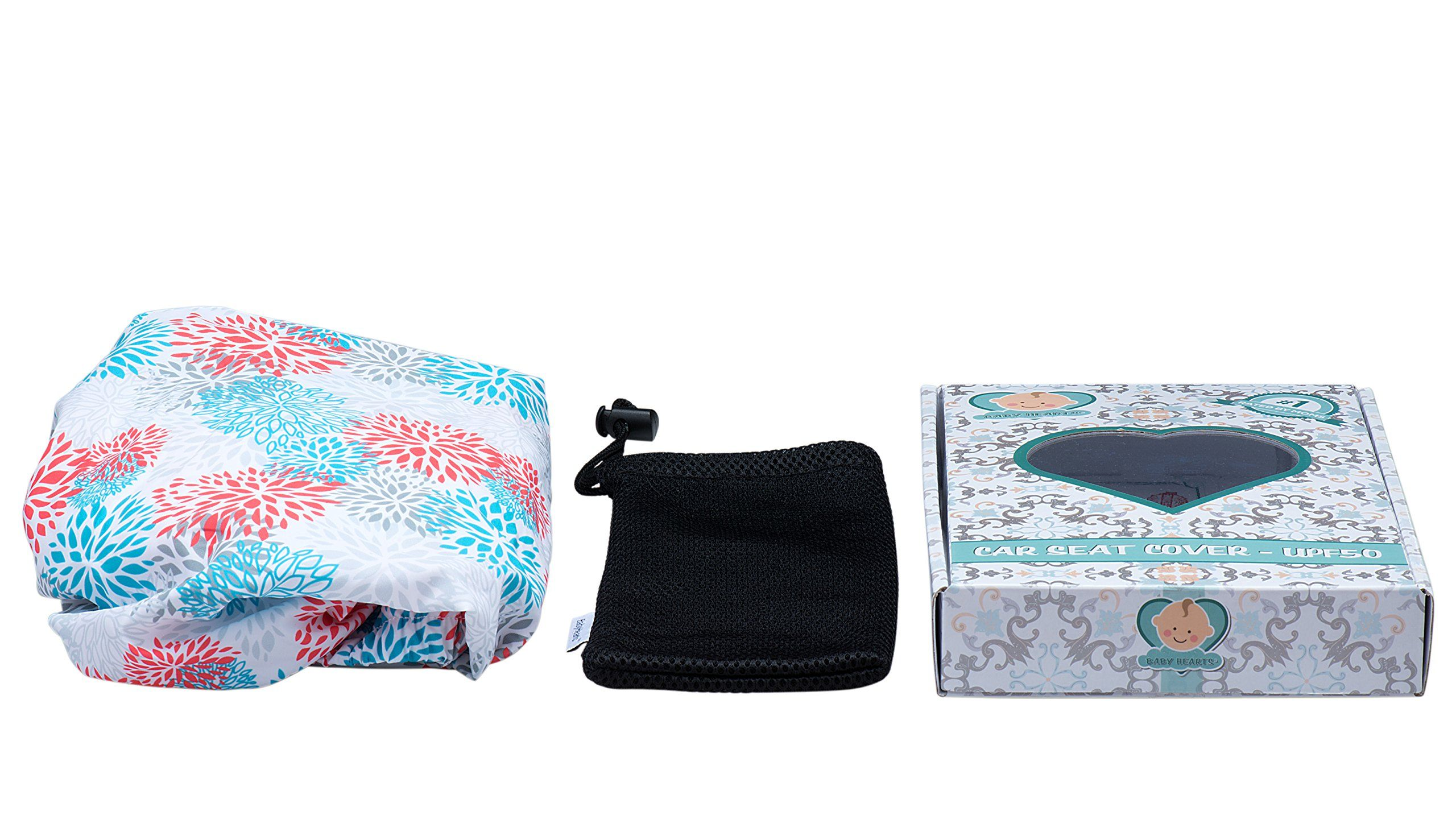 Amazon BLACK FRIDAY SALE Baby Car Seat Covers With UPF50 Sun