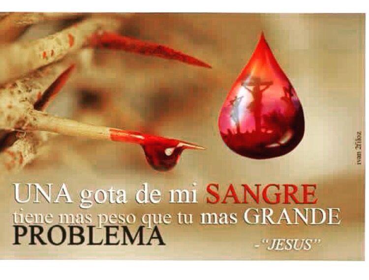 Poder En La Sangre De Cristo