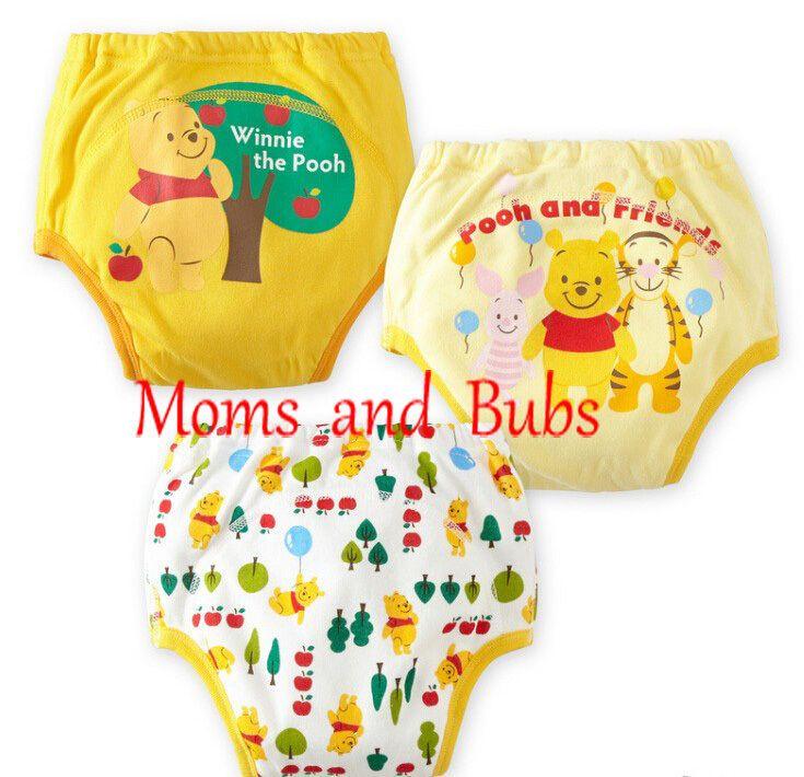 Toddler Nappy Potty Training Pants Baby Kid Reusable Cotton Waterproof Underwear