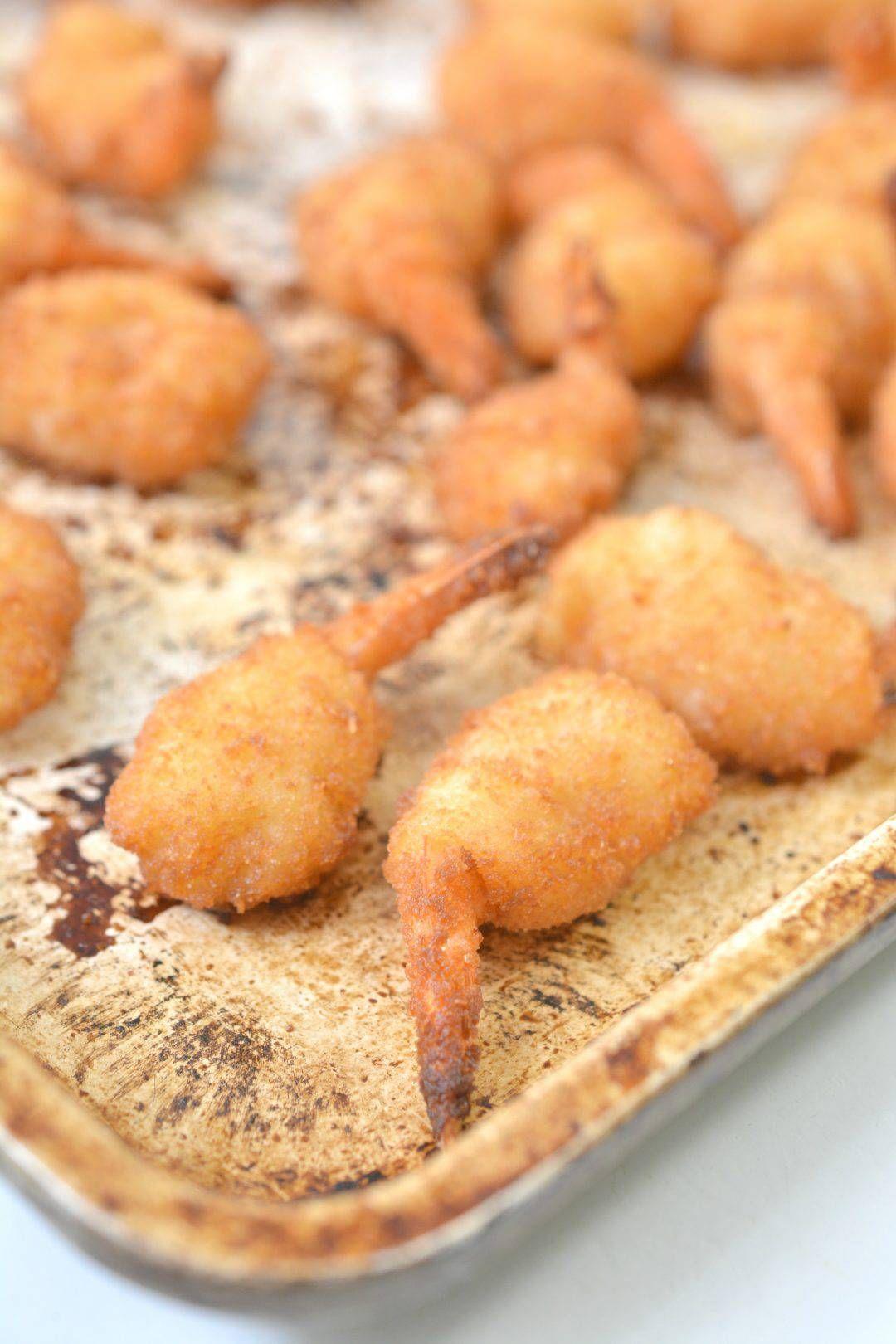 Baked Buffalo Shrimp Recipe
