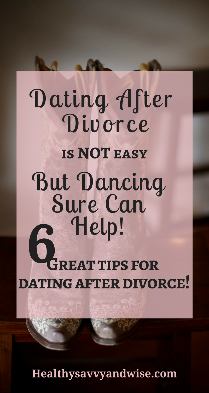 dating but not yet divorced