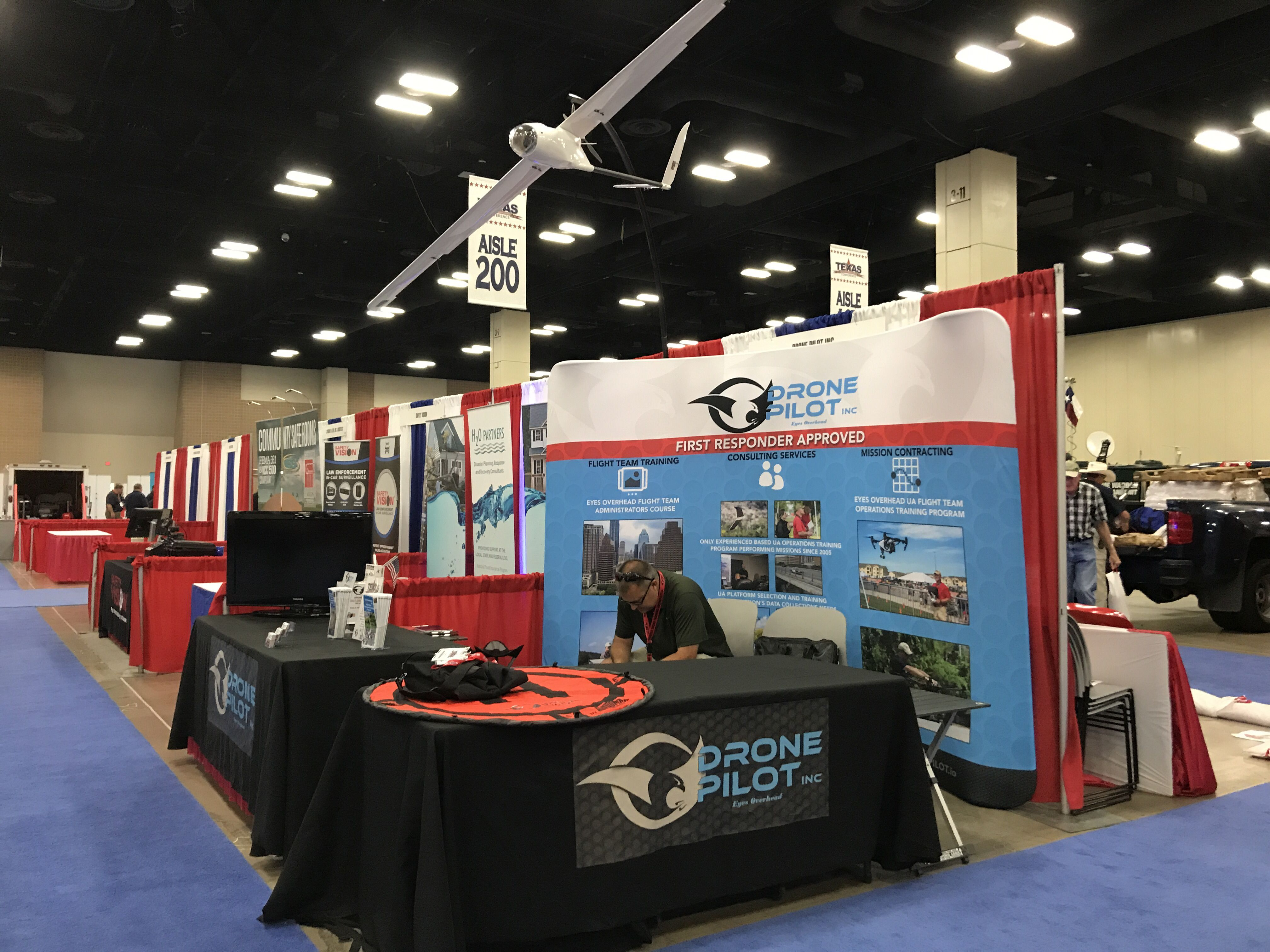 DPI 2017 Texas Emergency Management Conference Booth 326