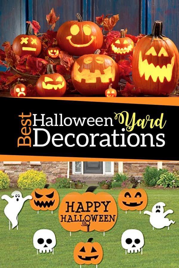 Best Halloween Yard Decorations in 2018 Best Of Homeynutmeg