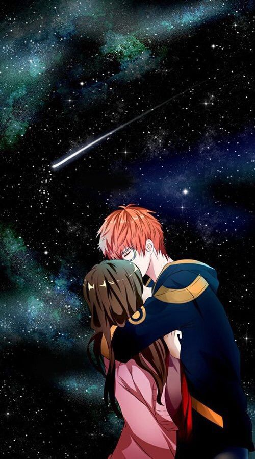 Image in Mystic Messenger ❤️💔 collection by Kay