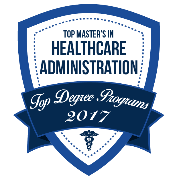 Top Masters In Healthcare Administration Top Degree Programs 2017 Healthcare Administration Health Administration Online Programs