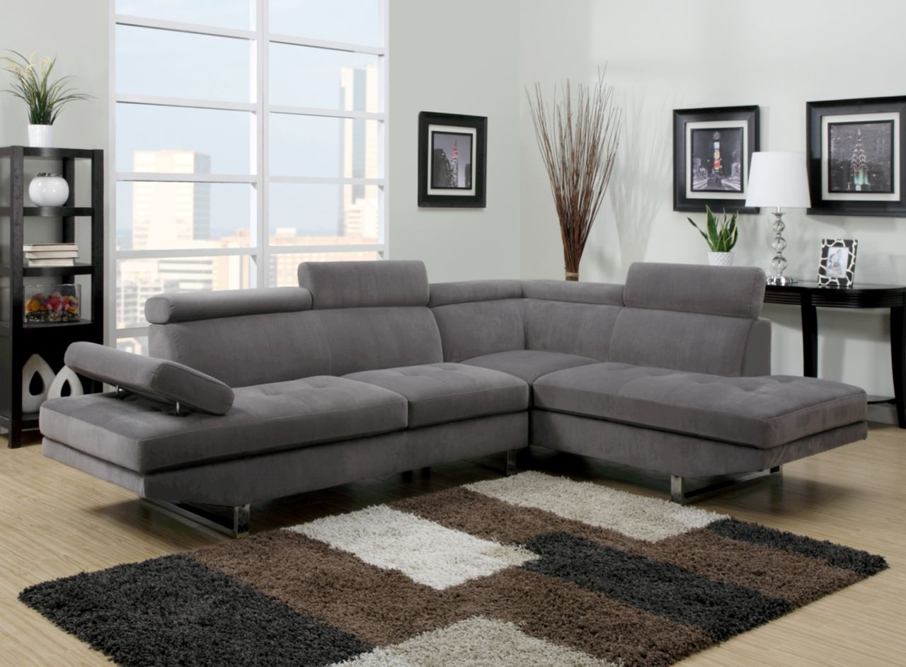 Decoracion Hogar Online U9782 Modern Sectional Living Room Berrios Te Da Más