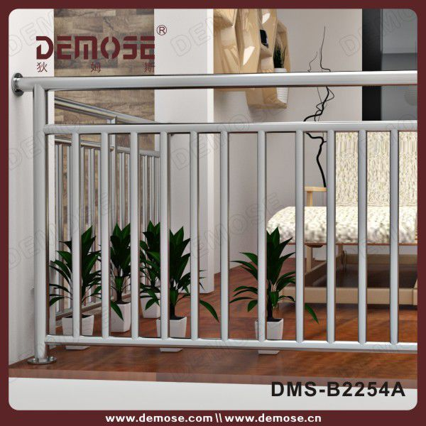 Home Design Gate Ideas: Modern Terrace Stainless Steel Railing