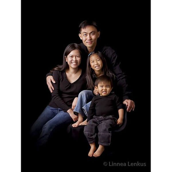 13++ Family photo ideas in studio info