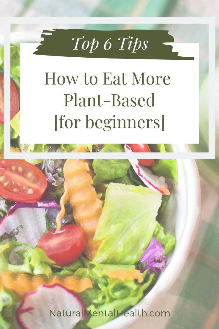 Photo of Wie man für Anfänger mehr pflanzliche Nahrung zu sich nimmt | 6 hilfreiche Tip…