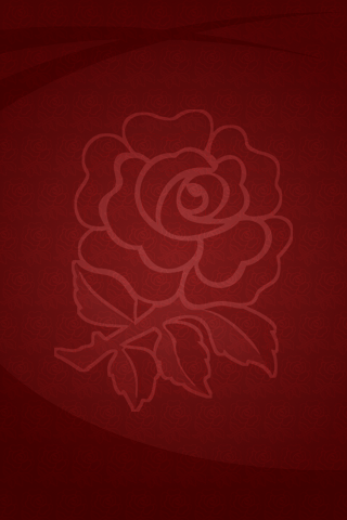red rose design iPhone wallpaper background simple Rugby