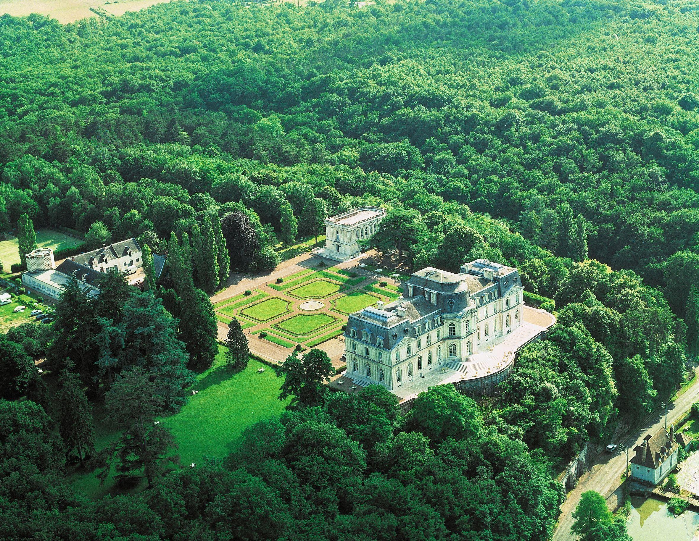 Château D'Artigny, France.