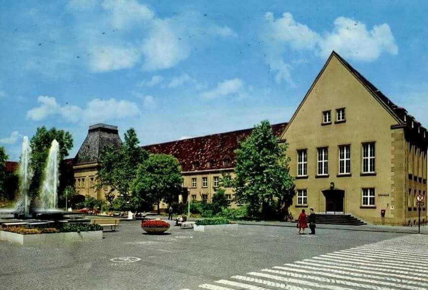 Universität Mainz 1971