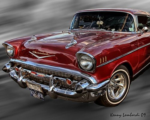 57 Chevy Classic Cars Muscle Chevy Muscle Cars Classic Cars Vintage