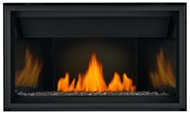Napoleon Direct Vent Small Linear Gas Fireplace Affordable