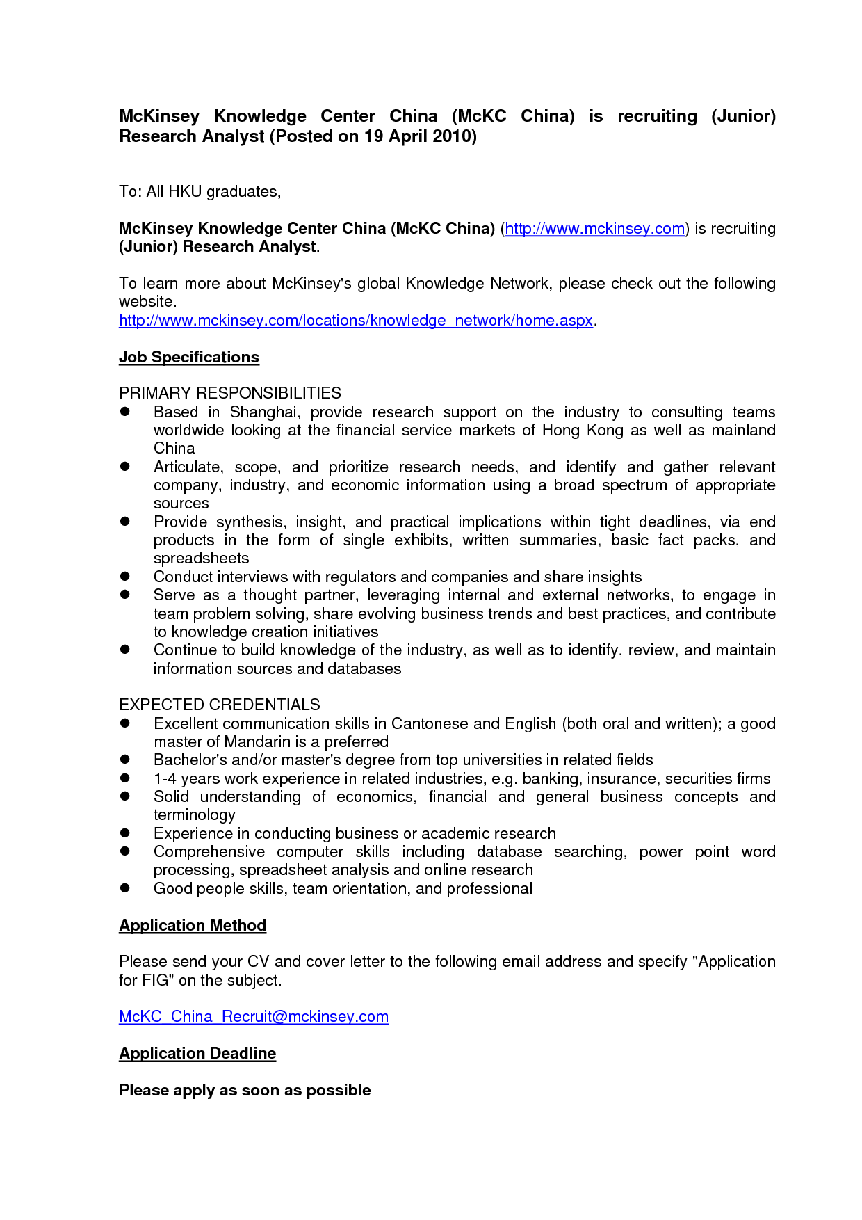 Medical Consultant Cover Letter Construction Supervisor  Home