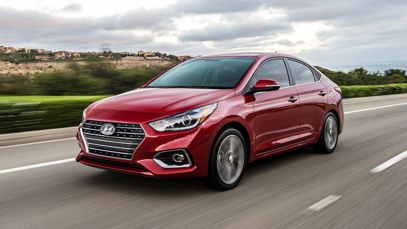 Hyundai Accent 2018 thế hệ mới có thiết kế hiện đại sang trọng, trang bị nhiều tính năng hấp dẫn giúp cạnh tranh tốt hơn với Honda City, Toyota Vios, Kia Rio...