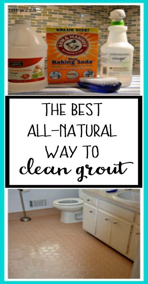 This Is The Best All Natural Way To Clean Grout Refresh Your