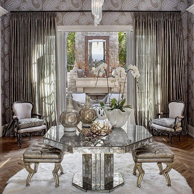 Absolutely Breathtaking! Designed By The Talented @jeffandrewsdsgn...   Interior  Design Ideas