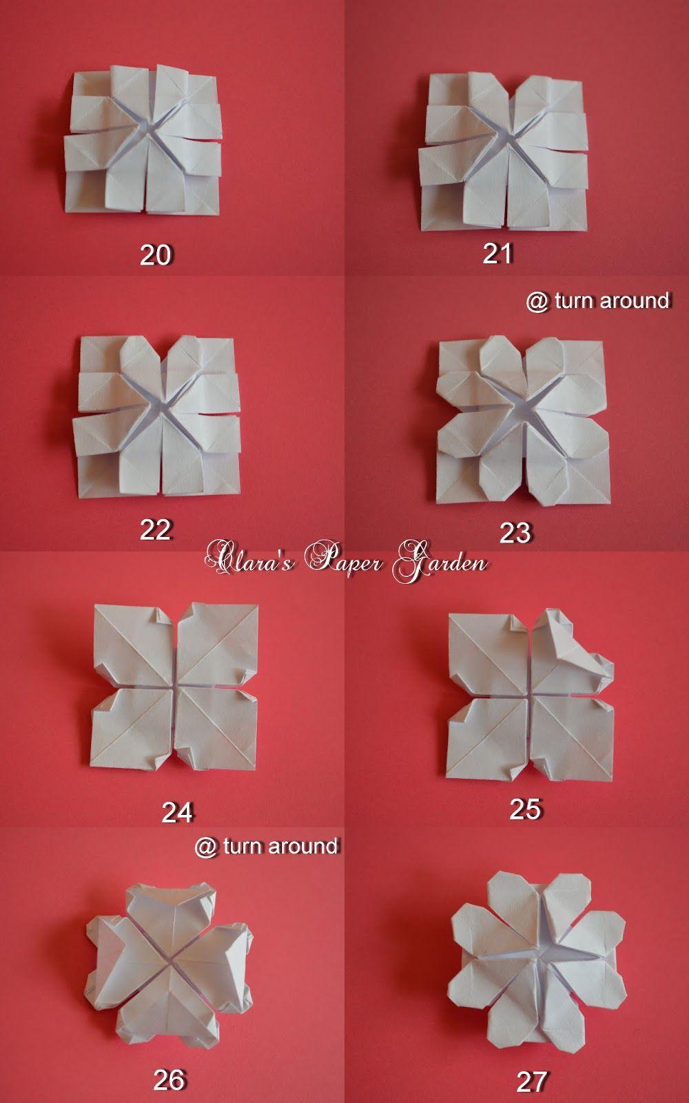 Ein Blog über Origami und Quilling, in dem Sie einzigartige Geschenke für Geburtstage finden.