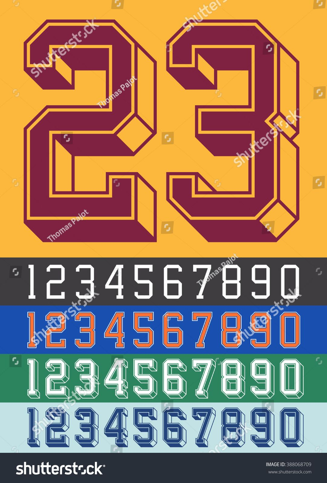Vintage Jersey Font Numbers Sponsored Ad Jersey Vintage Numbers Font Jersey Font Numbers Font Vintage Jerseys