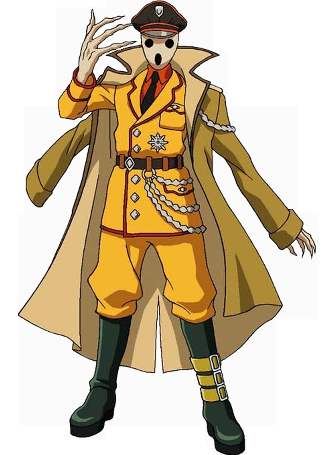 Ator de Pandora Overlord, Atrizes, Anime