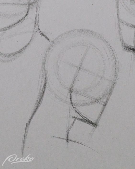 Quickly Draw Heads with the Loomis Method – Part 1