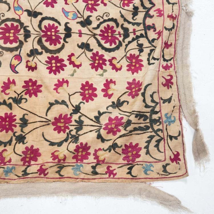 Bohkara Suzani embroidery