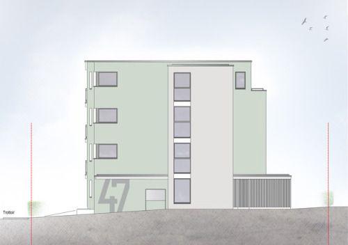 N47 Fassade Schoch Baupartner AG