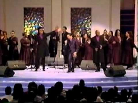 "Richard Smallwood with Vision!""Hold On,Don't Let Go!"" - YouTube"