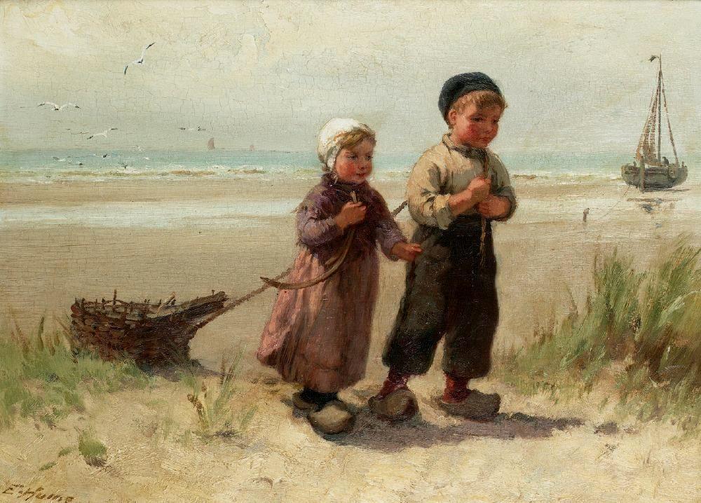 Edith Hume (1841-1906) | Art | Pinterest | Cuadros niñas, Siglo xix ...