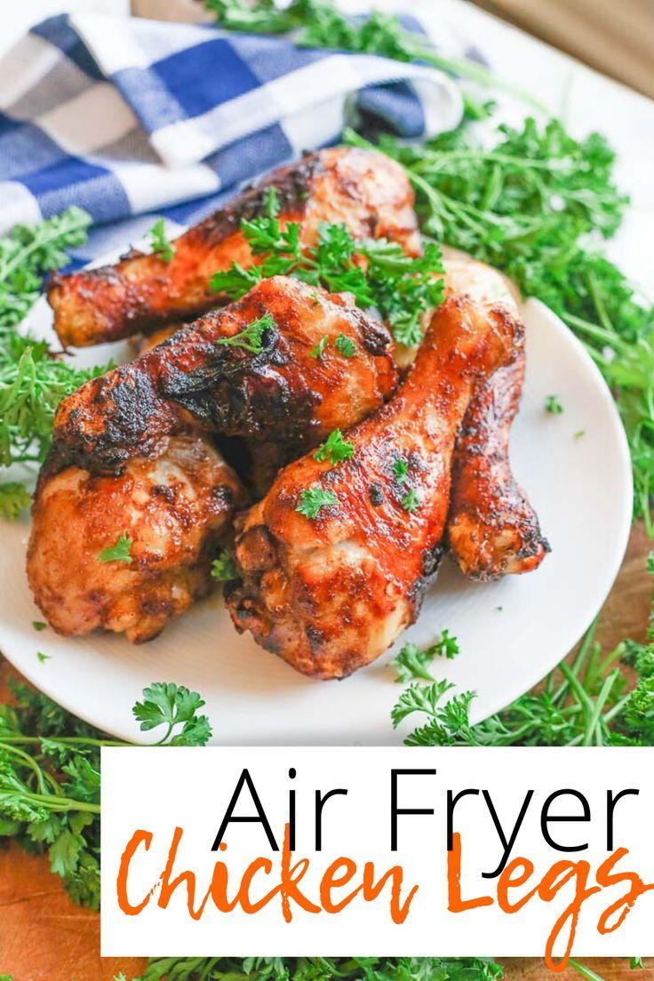 Air Fryer Chicken Legs (Drumsticks) Easy, Quick