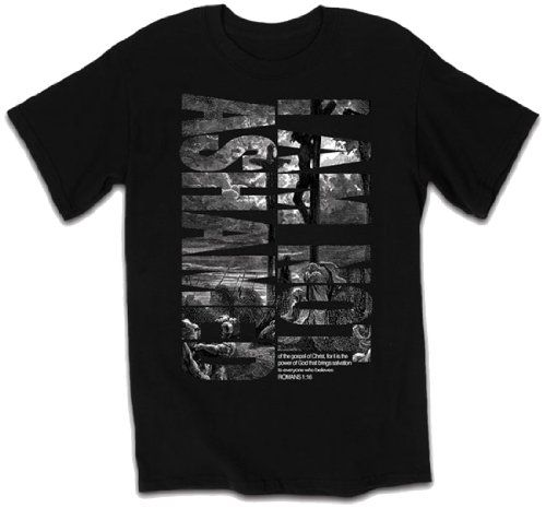 Christian T-shirt I Am Not Ashamed Crucifixion-small Kerusso,http://www.amazon.com/dp/B0051CMJQK/ref=cm_sw_r_pi_dp_1uY6sb1V61G3PQ4E