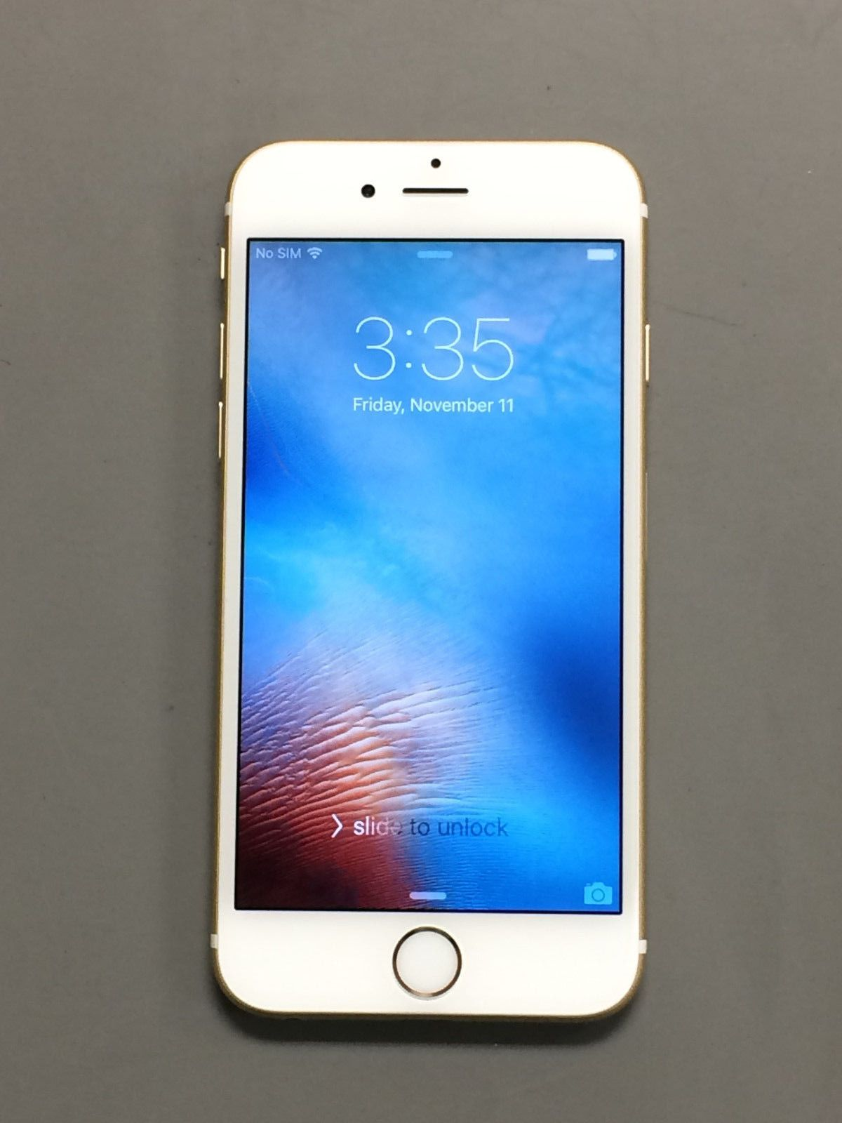 iPhone 6s - 16GB - Gold (Unknown Carrier) - Great Condition! https://t.co/huVRBXBshJ https://t.co/h3IXNRYhwM