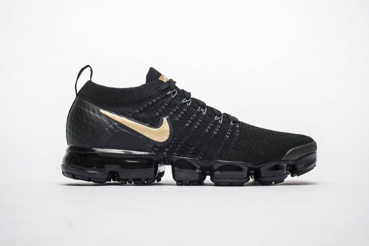 8e1473140f Nike Air VaporMax 2.0 942842-009 Black Gold Shoes3 | Nike Air ...
