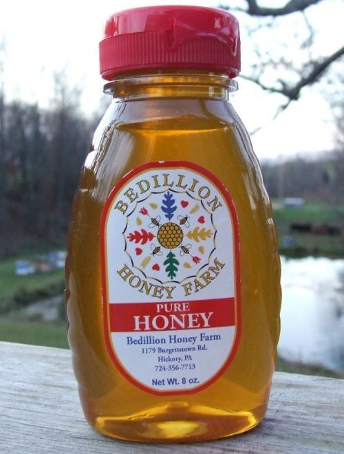 Raw Honey (8oz)