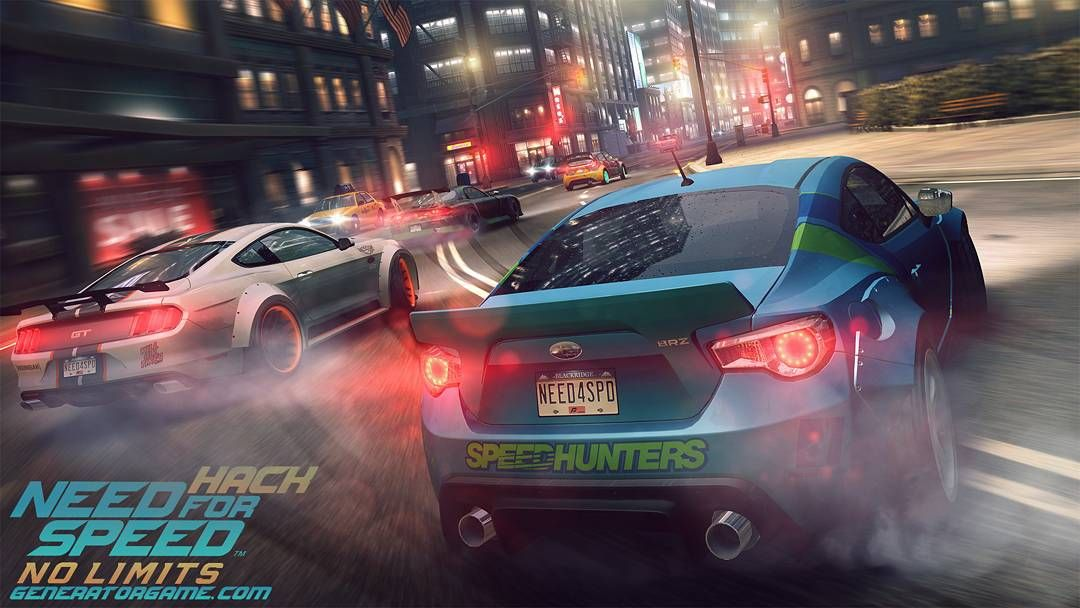Need For Speed Онлайн