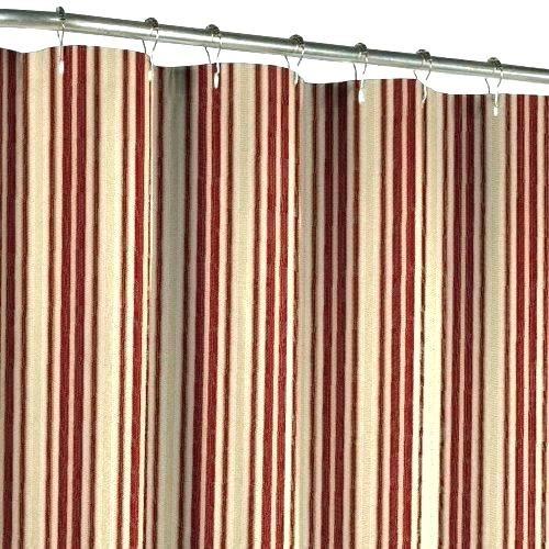 Burgundy Shower Curtain Liner Di 2020