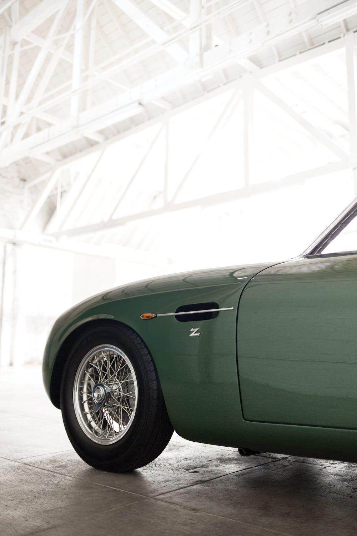 1962 Aston Martin DB4 GT Zagato | Aston martin db4, Collectible cars ...