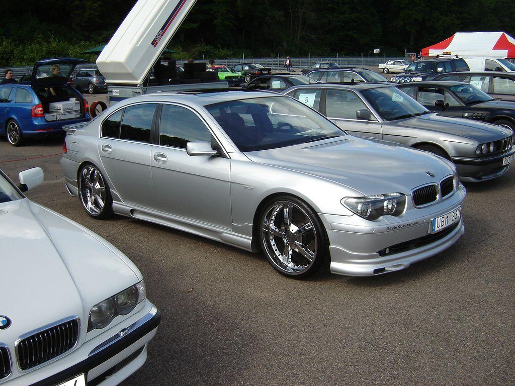 BMW I BMW And Cars - 2002 bmw 745i price