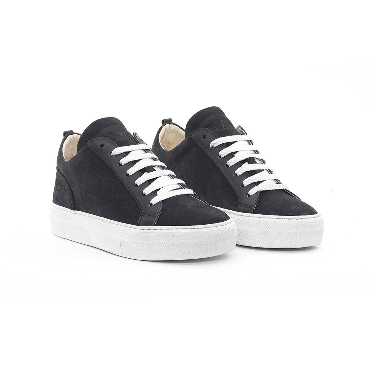 newest collection e5982 47809 YLATI FOOTWEAR | Ylati Footwear AMALFI LOW WMN TOTAL BLACK ...