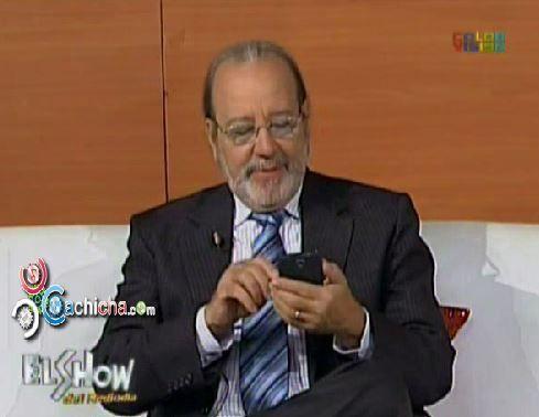 La Farándula Con El Tío en el Show Del Medio Día #Video
