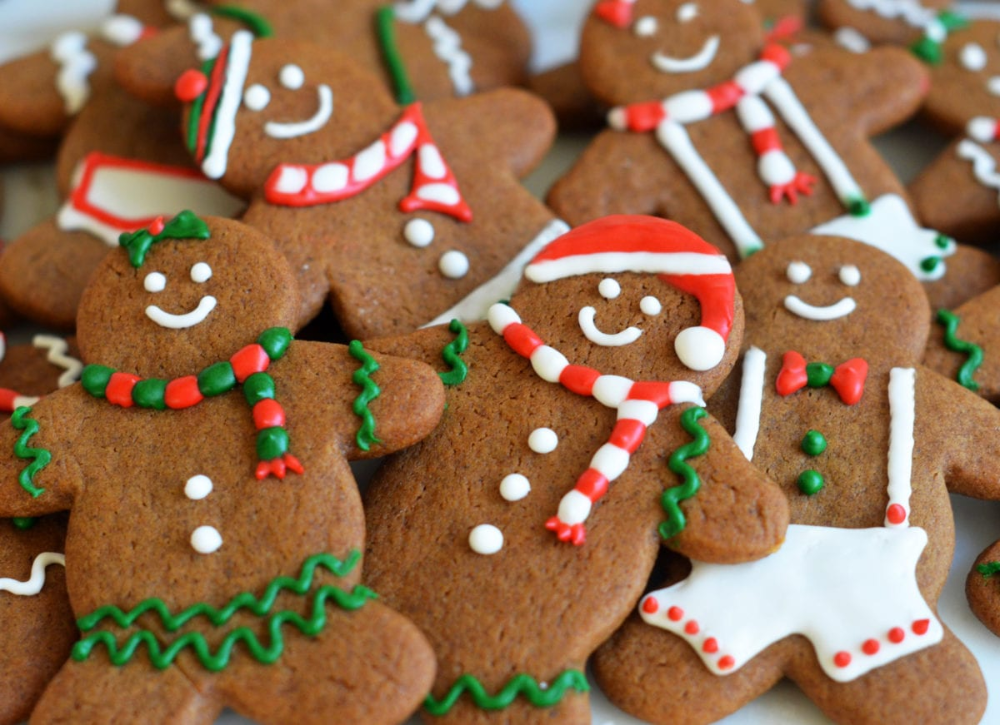 Gingerbread Men Once Upon a Chef Recipe Gingerbread