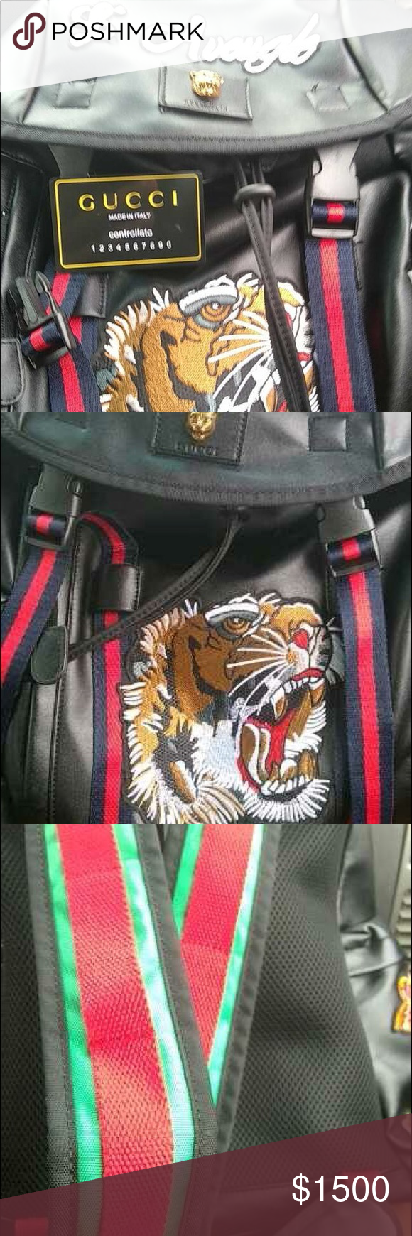 1ce747b55cd4 Brand New Gucci book bag New clean authentic Gucci Bags Backpacks ...