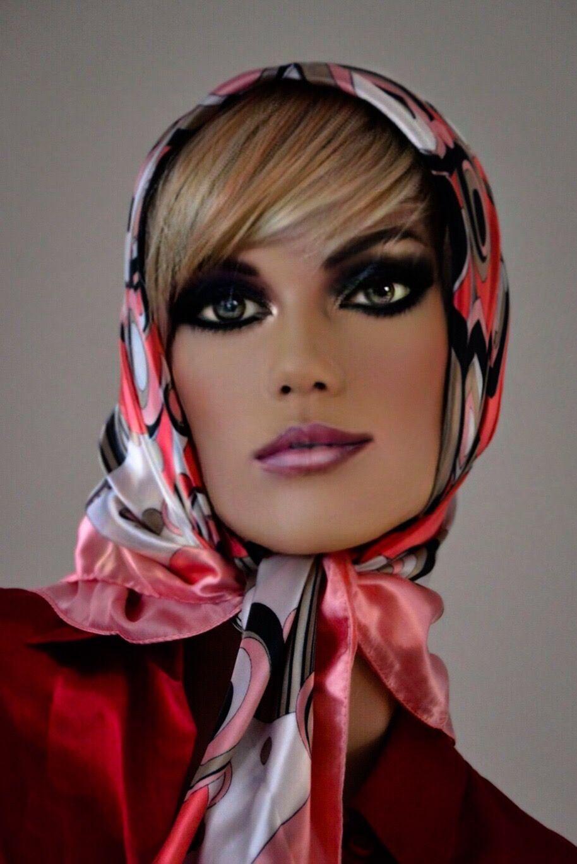 Pin by Stephen Crickmore on Silk head scarves Silk scarf