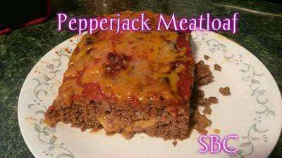 pepperjack meatloaf