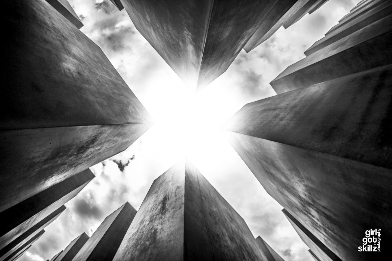 The Grid   A shot of the Berlin Holocaust Memorial   by girl.got.skillz.photography